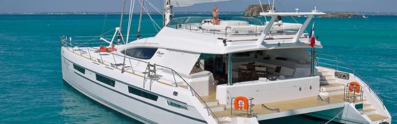 Luxus segel katamaran  Luxus-Katamarane über 50 Fuß mit Crew - Euro Nautic